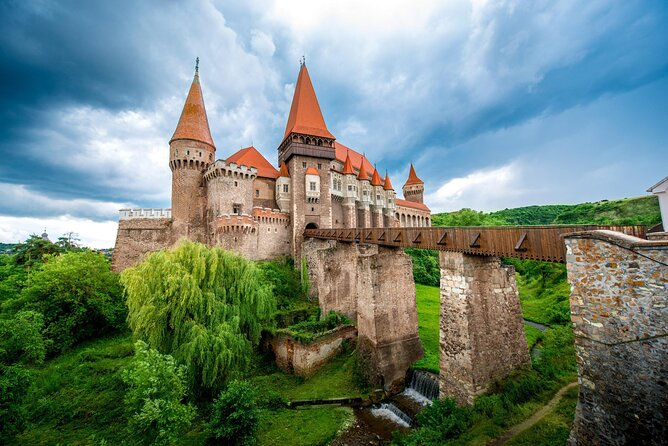 Top Castles and Fortresses in Transylvania