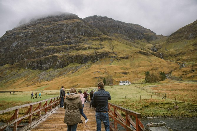 Film Sites in the Scottish Highlands