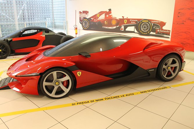 Maranello and Ferrari Tours from Bologna