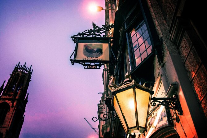 Haunted London Pub Walking Tour