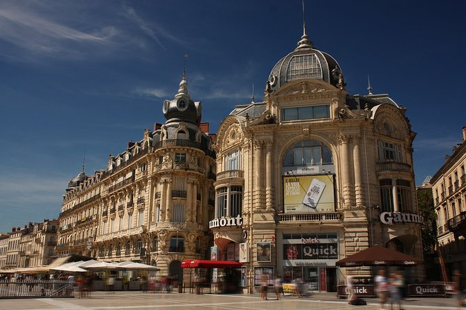 Montpellier Private Walking Tour