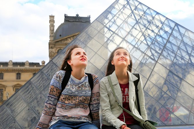 Paris Private Full Day Tour – Skip the Line Tickets to Louvre & French Lunch