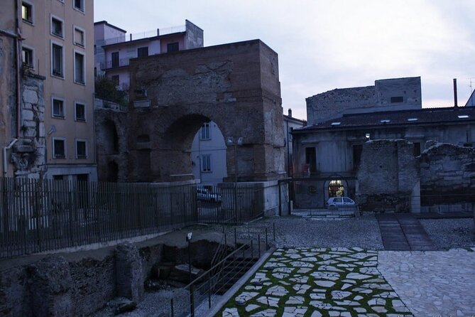 "Visit Benevento, an exclusive ""open air museum""."