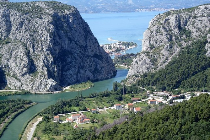 Private Tour from Split to Omiš & Cetina Canyon
