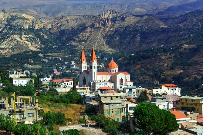 Full-Day Guided Tour of Northern Lebanon with Hotel Pickup