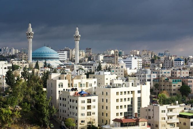 How to Spend 1 Day in Amman
