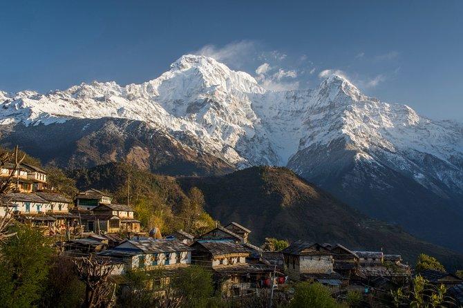 Hiking to Ghandruk Gurung Village and Overnight stay