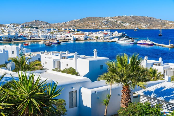 How to Spend 2 Days on Mykonos