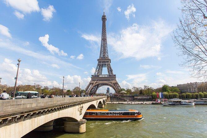 Bateaux Seine River Cruises in Paris