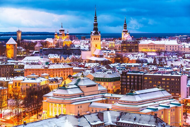 How to Spend 1 Day in Tallinn