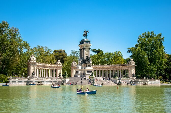 Top Parks and Gardens in Madrid