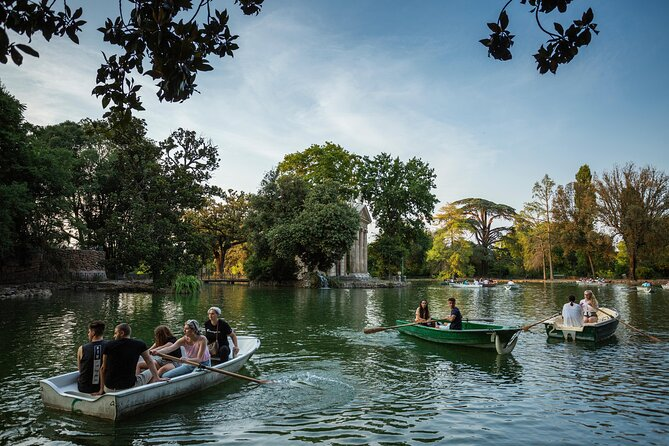 Top Parks and Gardens in Rome