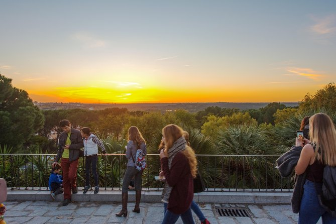 Where to Find the Best Views in Madrid