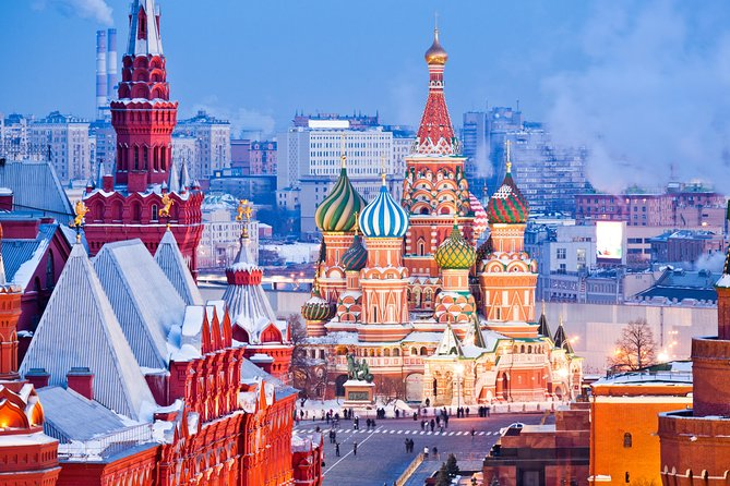 How to Spend 1 Day in Moscow