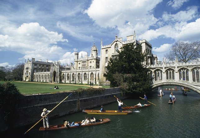 How to Spend 3 Days in Cambridge