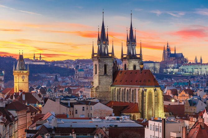 Where to Find the Best Views in Prague
