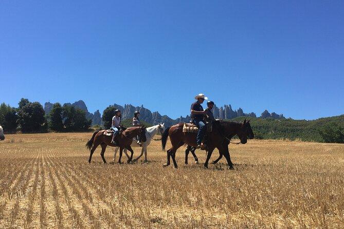 Montserrat Monastery & Horseback Riding