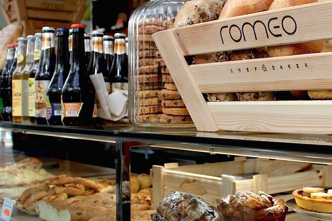 Testaccio: Discover the hearth of Roman food tradition on an audio tour