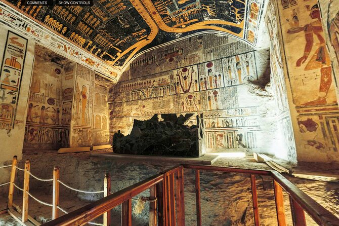 Private Full-Day Tour of East and West Luxor with Lunch