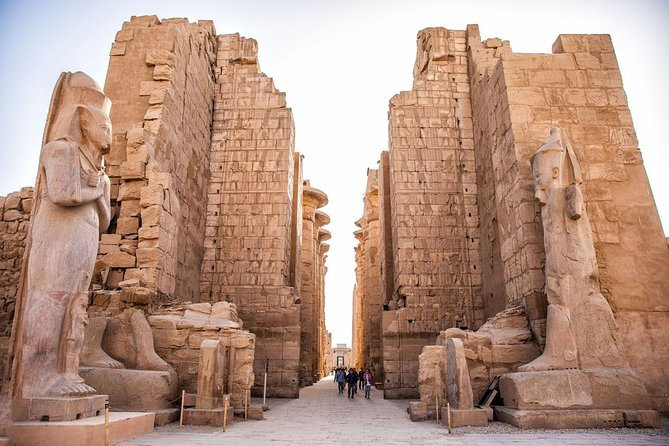 2-Day Private Tour to Luxor Temples Dendera and Abydos