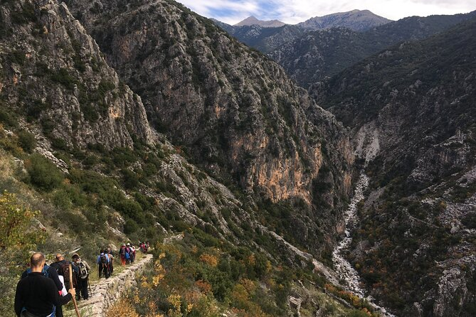 Viros Gorge hike