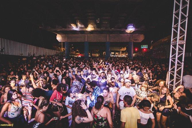 Baile de Madureira: Charme Dance Party in Rio with Transfer