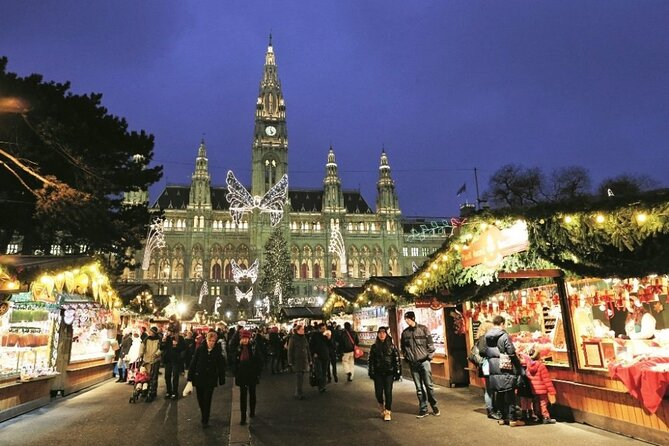 Charming Advent & Christmas Markets in Vienna & Bratislava