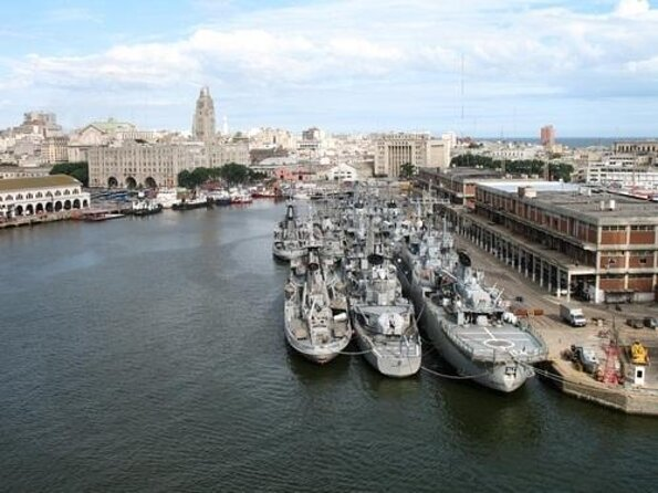 Montevideo Cruise Port (Puerto de Montevideo)