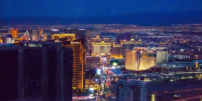 Where to Find the Best Views in Las Vegas