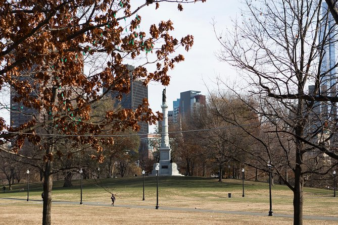 Top Parks and Gardens in Boston