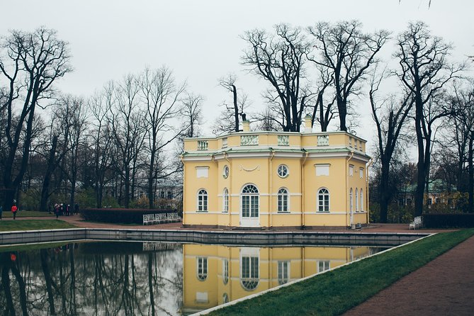Top Parks and Gardens in St. Petersburg