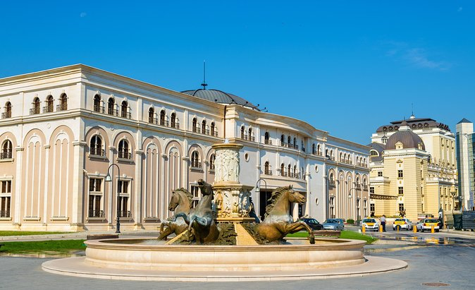 How to Spend 2 Days in Skopje