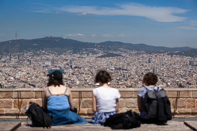 Where to Find the Best Views in Barcelona