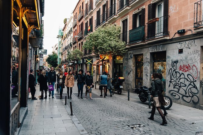 Top Shopping Spots in Madrid