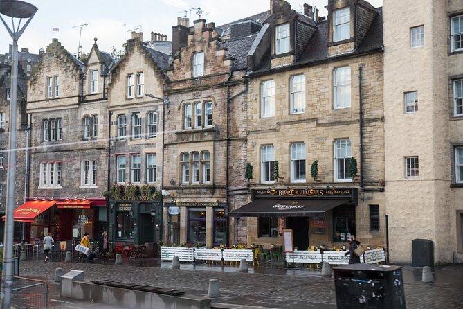 Top Shopping Spots in Edinburgh
