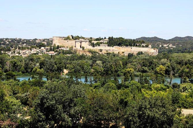 Villeneuve les Avignon from Avignon