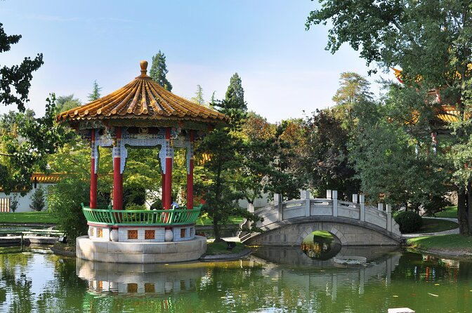 Top Parks and Gardens in Zurich
