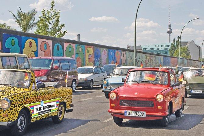 Berlin Self-Drive Trabi Tour with Guide