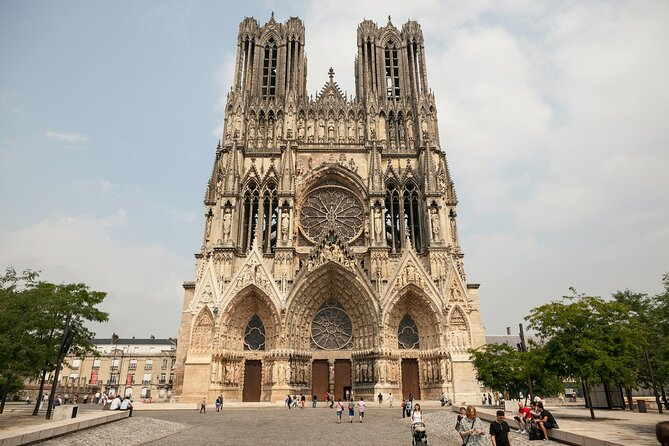 Reims Private Walking Tour