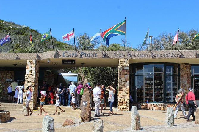 Full Day visit to Cape Point Cape of Good Hope for Special needs from Cape Town