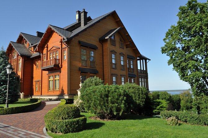 Private Mezhyhirya Residence Tour from Kyiv