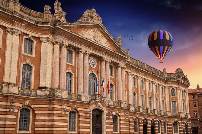 Toulouse Private Walking Tour