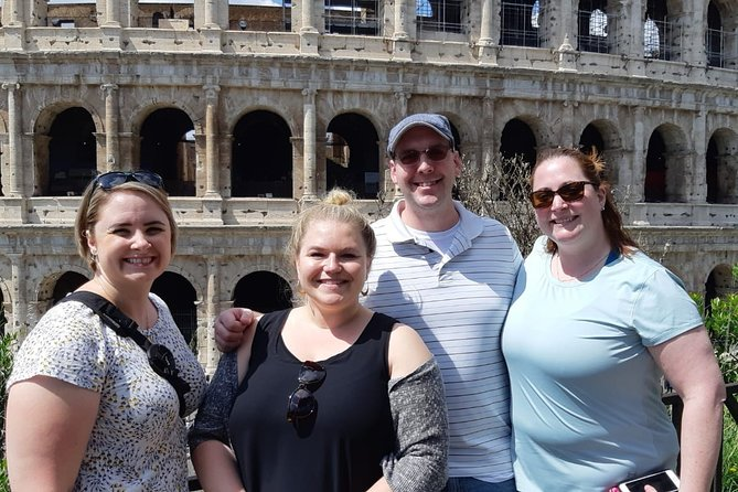 Civitavecchia Cruise Port Shore Excursion: Family Friendly Rome SkipTheLine