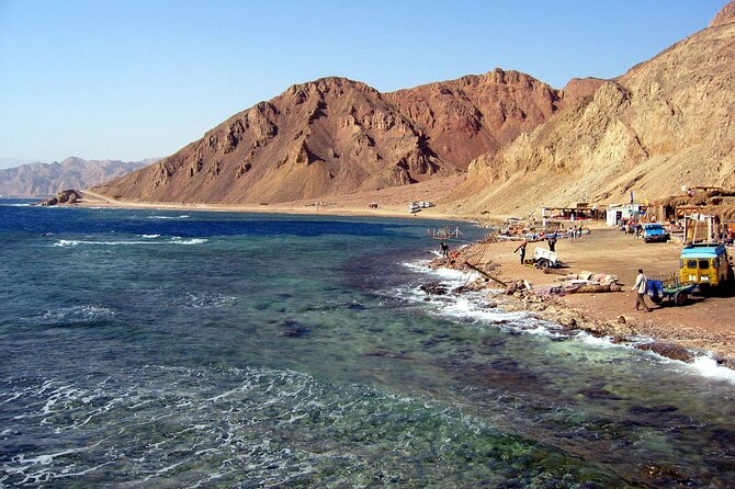 Just one day you will live the pleasure experience in St. Catherine and Dahab