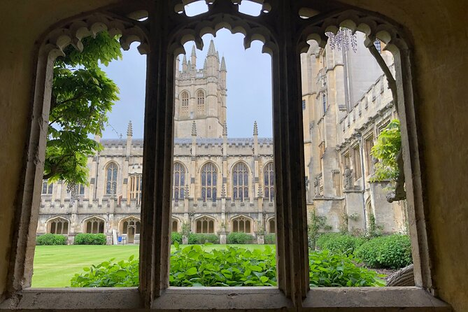 Oxford City and University Historical Highlights Private Tour
