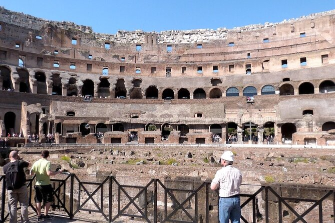 Skip-the-line entrance + anecdotes - Colosseum, Forum & Palatine (post Covid special)