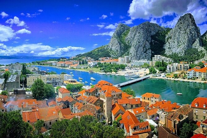 Private Tour from Makarska to Omiš & Cetina Canyon