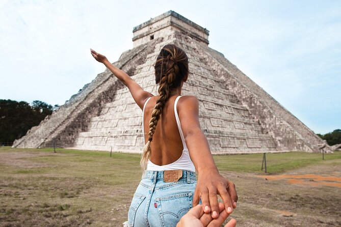 Chichen Itzá Full Day Tour with lunch buffet included