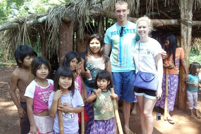 Guarani Village Tour From Puerto Iguassu
