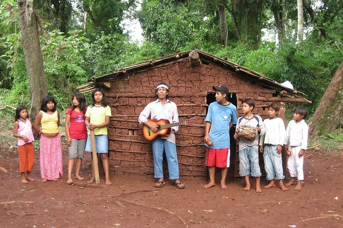 Guarani Village Tour From Puerto Iguassu